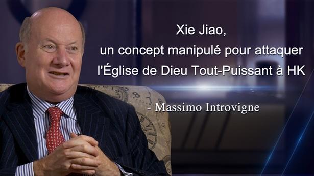 #1 Xie Jiao, un concept manipulé pour attaquer l'Église de Dieu Tout-Puissant à HK - Massimo Introvigne